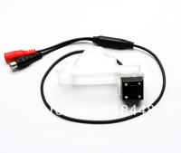 night vision 170 degree car rear view buckup camera  IR 4 LED  for 2012 PEUGEOT 4008