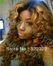 best quality cheap price spring wave 1b 144 ombre two tone brazilian virgin lace front wigs