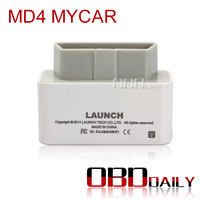 launch md4mycar code reader launch md4 mycar code scanner Work With IPhone by wifi