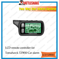 Factory Wholesales in stock original tomahawk tz9010 LCD remote for Tomahawk TZ-9010 two way car alarm sytem