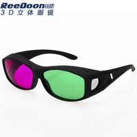 Green red 3d glasses 3d myopia general