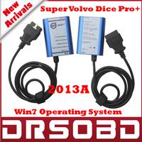 New Arrivial Professional Car Scanner Super Volvo Dice Pro+ 2013A Volvo Diagnostic Communication Equipment Volvo Vida Dice Pro