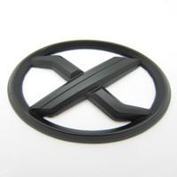 Free Shipping 10pcs/lot Black lacquer that bake For Reiz Toyota alloy metal emblem Badge Logo Sticker