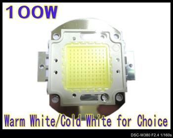 100W LED chip Cold White Warm white 8000-9000LM LED Bulb IC SMD Lamp Light White High Power