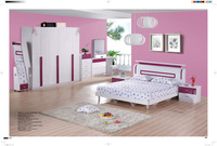 China Furniture/MDF Bedroom Set, Made of MDF