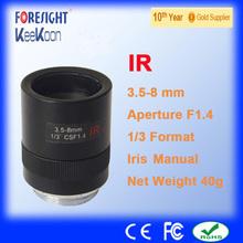 popular cctv ir lens