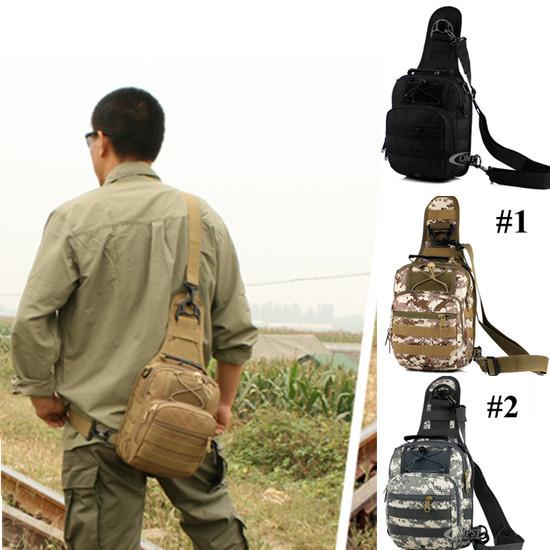 Tactical Utility Gear Shoulder Sling Bag 70