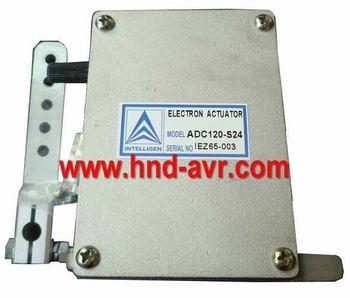 NEW External Electronic Actuator ADB ADC120-24V Generator Automatic Controller
