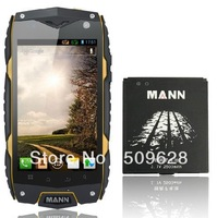SALE!!! Original MANN ZUG3 Battery 2500MAH Long standby time power supply for Mann ZUG 3 A18 rugged phone Free shipping