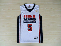 2012 United States Dream ten  The new Basketball uniforms