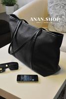 39 it women's handbag fashion bag vintage all-match serpentine pattern large capacity work bag shoulder bag