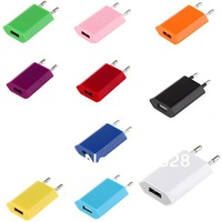 EU Plug USB Home Wall Charger