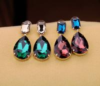 Fashion fashion accessories elegant ol crystal earrings stud earring