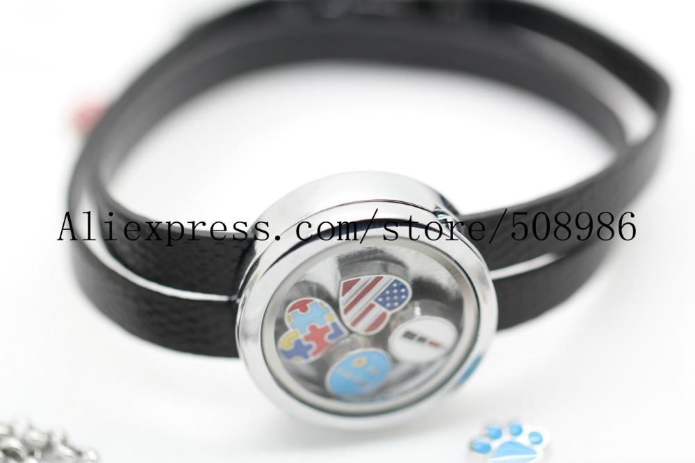 Glass Charm Bracelets Charm Memory Living Glass