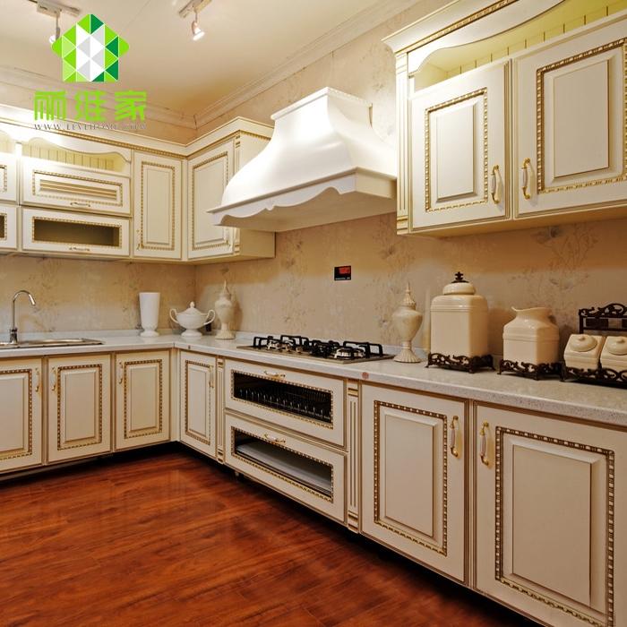 Gabinete de cocina modular r stico muebles de cocina - Encimera de piedra ...