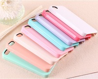 60PCS/lot Free Shipping ks cute Blank White Helado Case For Iphone 4s 5S /kpop DIY custom printed Cell Phone material Case