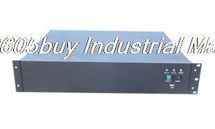 Noordin top 2u365mm long server computer case pc power supply 2 hard drive firewall