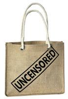shipping Hot-selling  UNCENSORED natural colour jute shopping bag vintage one shoulder women's knitted handbag
