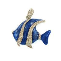 Wholesale Cute Crystal Fish Carp Models 4GB 8GB 16GB 32GB USB Flash Memory Drive Stick Pen/Thumb/Car