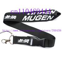 Wholesale  Hot 30pcs Mugen car Logo Lanyard/ MP3/4 cell phone/ keychains /Neck Strap Lanyard WHOLESALE Free shipping