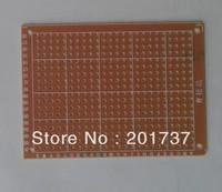Freeshipp 30pcs/lots single side pcb Prototyping PCB Printed Circuit Board Prototype Breadboard Stripboard
