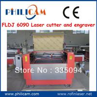 6090 hot sale best laser engraver cutter/ laser cutter 6090 80w