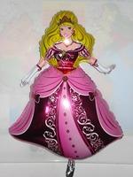 Wholesale Super Princess Foil Balloon 101CMX65CM Party Decorations Suppliers