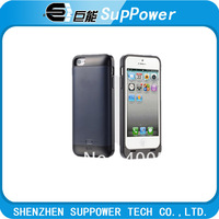 2000mAh Slim QYG-Power Kiwibird Replacement  External Power Backup Battery Charger Caser for iPhone 5 Color for Choose