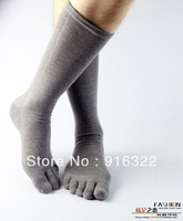 Free Shiping 6pairs/lots winter toe socks Men toe socks