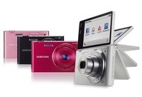 The Digital Camera for Samsung MV900F WiFi 1600 million pixels 3.3-inch LCD