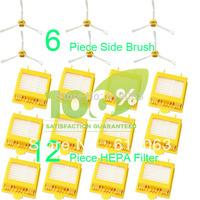 HEPA Filter and Side Brush for iRobot Roomba 760 770 780 790 Cleaner