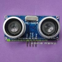 Free shipping,Ultrasonic Ranging Module HC-SR04 ultrasonic sensor to send a full information