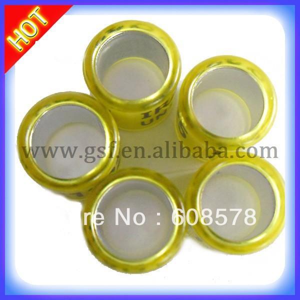 plastic aluminium pet homing pigeon ring animals band foot ring for sale(China (Mainland))