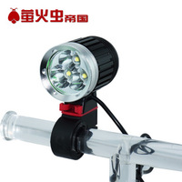Xml 3 t6 glare charge bicycle lamp headlight 3900 set
