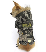 New arrival HOT SELLING  high quality fashion MILITARY style pet clothes,pet apparel clothes for dogs free shipping (PTS006)
