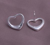 accessories wholesale stud earring unique love pearl stud earring  YAE052