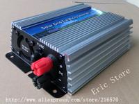 200W Grid Tie Power Inverter Converter MPPT Pure Sine 10.5V-28V DC 110V-120V AC & Electricity Usage Monitor for Solar Systems