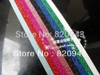 50 Stripes PU Leather Glint Belt 1m length Fit 8mm charm