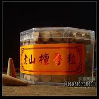 Buddhism supplies buddha with smoke tower incense santalwood grain 105