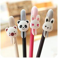 Free shipment Hearts . korea stationery water-based pen fine 0.38mm unisex pen