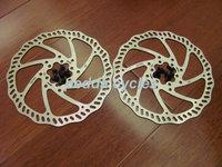 Free Shipping Tektro disk mountain bike disc dish brake disc price 1 160mm cabbage