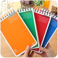 Free shipment Hearts . fashion korea stationery notepad the coil cute diary notebook