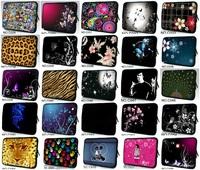 Flower notebook sleeve 10 13.3 12 14 15.6 computer liner bag