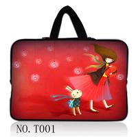 Meters girl notebook portable computer sleeve 10 11.6 12 13.3 14 15.6
