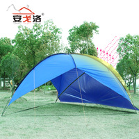 New design Outdoor camping 3 - 4 people tent tentorial shade-shed waterproof tent
