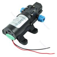 12V Water Pump DC 5L/min 60W Micro Car Diaphragm High Automatic Pressure Switch