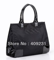 Free shipping 2013 high quality  10  colors TB handbags wonman shoulder bag nylon  watrproof with big order in the  middle