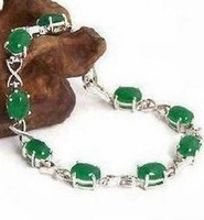 Inlaying bracelet natural jade malay jade bracelet