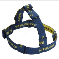 [100% new original authentic] - Quality Elastic Nylon Nitecore HB02 headband/ Head Strap