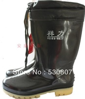 Anti-icer overstrung cold protective boots rainboots water shoes plus cotton